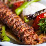 55 - Adana Kebab (pikant)