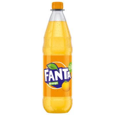 Fanta Orange 1 Liter
